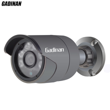 GADINAN IP Camera H.265 HEVC 2MP/4MP 3516D 2592*1520 25FPS Onvif P2P Outdoor Metal Night Vision Security Camera 48V POE Optional