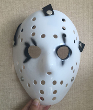 New White Black Eye Cosplay Delicated Jason Voorhees Freddy Hockey Festival Party Halloween Masquerade Mask --- Loveful