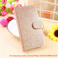 Buy Fashion Bling Glitter Luxury Flip Wallet Case Samsung Galaxy Grand Prime G530 G530H G530M G531H G531F Phone Bag Case for $2.67 in AliExpress store