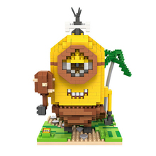 DIY Mini Building Nano blocks,children gifts,model,Educational toys,special,funny,coaplay,Stone Age,minion series,LOZ Blocks - Family Center Toys Co., Ltd store