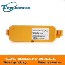 High Quality 14.4V 3500mAh Ni-MH Vacumm Cleaner Batteries For iRobot Roomba 400 405 410 415 416 418 4000(China)