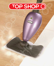 Steam Mop Shark Original Steam Mop S3101SL Telescopic Handle Long Wire Floor Cleaning Microfiber Nozzle