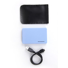 2 Colors Mobile HDD Enclosure Case USB 3.0 to SATA HDD Hard Drive External Enclosure Case HDD Box For Windows/Mac OS
