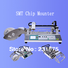 Mounting machine-TM220A,pick and place,placement machine,assemble machine,PCB,0402,5050,Feeder,chips,Precision,The manufacturer