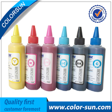 New Sublimation Ink 6 colors(CMYKLCLM) for Epson Printer use for phone case,T-shirt,Ceramics,Pottery,Mouse pad,Cup