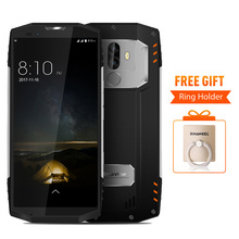 "Blackview BV9000 IP68 Waterproof Shockproof Mobile Phone Android 7.1 5.7"" Screen 4GB RAM 64GB MT6757CD Octa core NFC 4G OTG 13MP(China)"