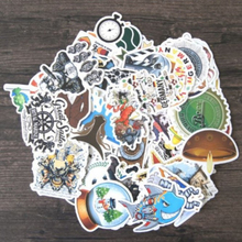Waterproof Stickers Graffiti Car Skateboard Bicycle Motorcycle Sticker Bomb Accessories Car Styling
