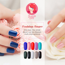 24 Colors Gel Polish Sweet CITY Brand High Quality UV LED Nail Lacquer Long Lasting Nail Gel Varnishes 10ml