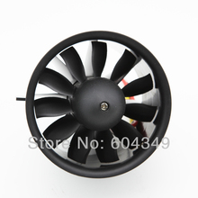 Change Sun 90mm Ducted Fan 11 Blades with EDF 3553 motor kv1450 all set
