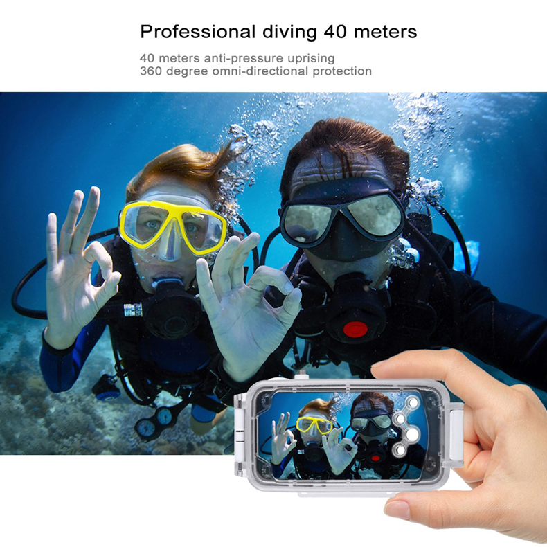 iPhone Diving Case KissiPhone