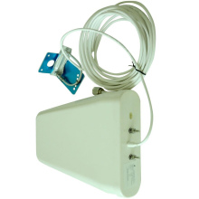 Outdoor Antenna 800-2500mhz frequency 3G GSM Outside Directional LPDA Antenna for Signal Booster Repeater with 5m Cable