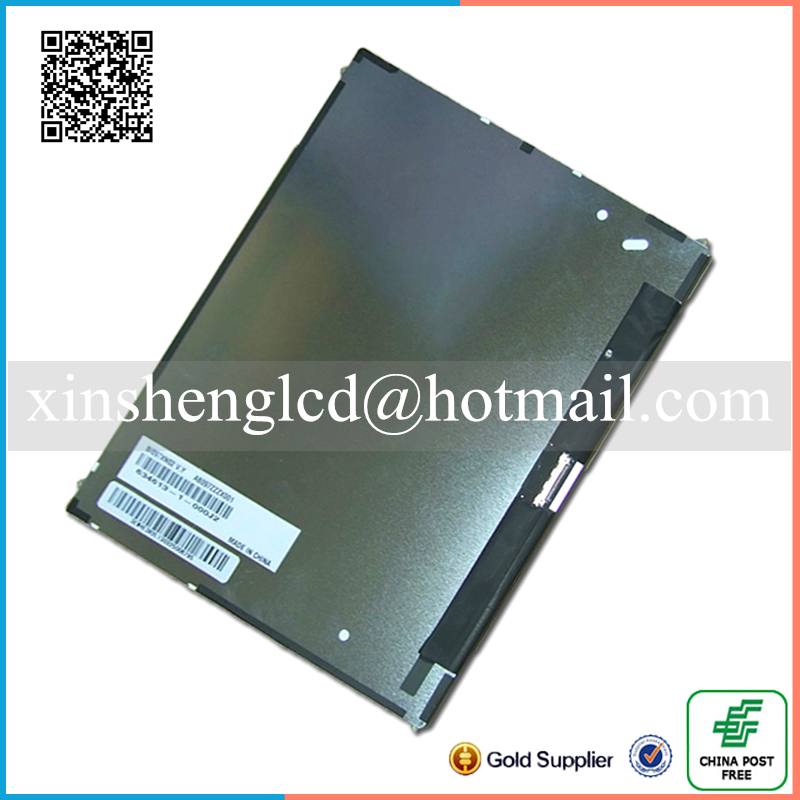 Original and New 9.7inch LCD screen BI097XN02 V.Y for tablet pc free shipping<br>