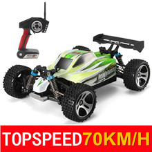 70KM/H 1:18 4WD RC Car A959 Updated Version A959-B 2.4G Remote Control Truck RC Buggy Highspeed Off-Road Vehicle A979