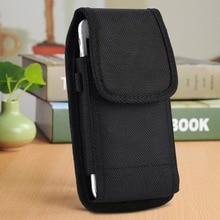 Universal Outdoor Sport Hook Loop Waist Phone Case Belt Cover Bag Pouch Oukitel U22 /Ulefone Power Ulefone T1 / UHANS A101S