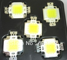100pcs/lot 10W 900LM LED Bulb Chip IC SMD 12V Lamp Light White Warm High Power