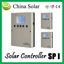 Hot Sale SPI Solar Controller with 6 Regulator Solar Water heating systems and Network Function(China)