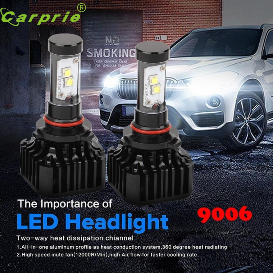 New Arrival 80W 8000LM LED Headlight Kit Light Bulbs 6000K White High Power 9006 HB4 at31<br><br>Aliexpress
