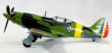 TRUMPETER 1:72 World War II Romanian Air Force Manufacturing model Soviet fighter MIG 3 37222 Favorites Model