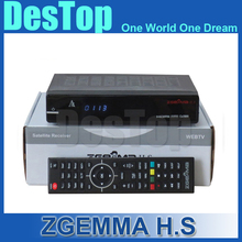 Zgemma Star H.S Satellite Receiver Single Tuner DVB-S2 Linux Operating System 2000 DMIPS CPU Processor Free Shipping 3pcs/lot