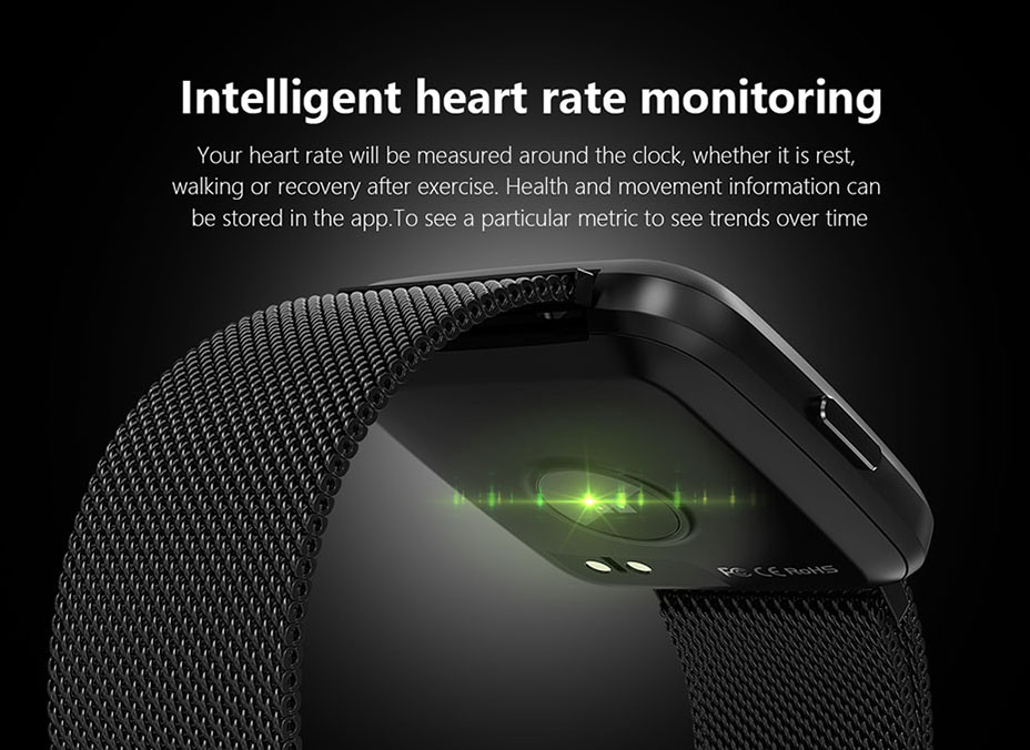 COLMI Full screen multi-touch Smart watch IP67 Waterproof Fitness Tracker Heart Rate Monitor Clock Smartwatch For Android IOS_04