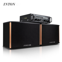 INTON K6 Bluetooth Combined speaker 100W home effects KTV karaoke OK audio HIFI stereo system package card pack Amplifier(China)