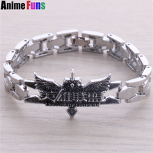 Buy Game LOL Logo bracelet League Legends Zinc Alloy Letter bracelets & bangles women man Charm Cosplay Jewelry drop-shipping for $2.05 in AliExpress store