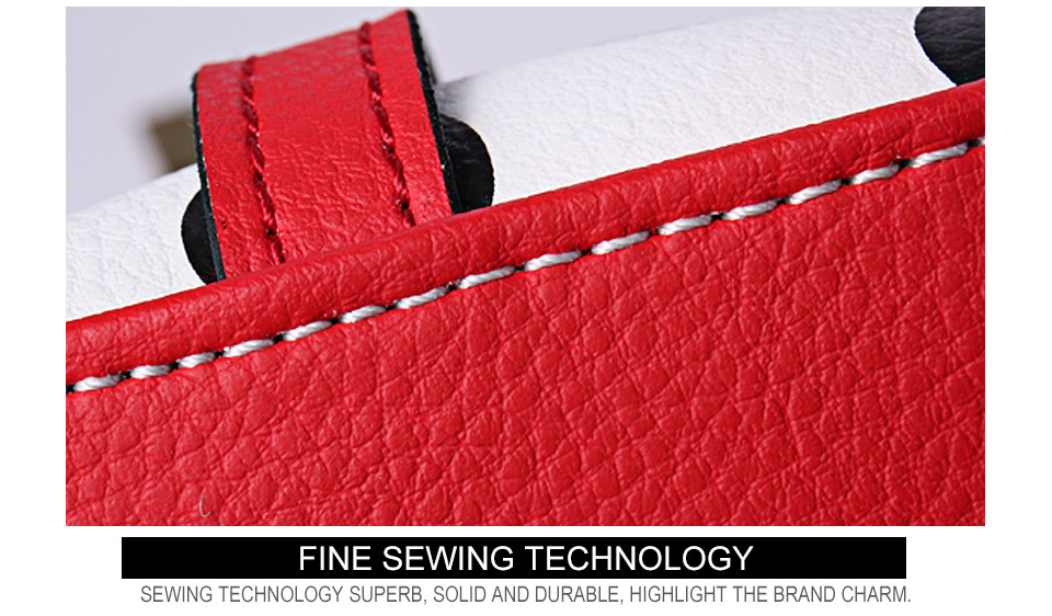 NAWO Famous Brands Women Leather Handbags Designer Women Bag Dot High Quality Shoulder Messenger Bags Luxury Hand Bags Female 8