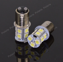 1Pcs Quality 1157 BAY15D P21/5W 13 SMD 5050 Car Led Turn Signal Lights Brake Tail Lamps 13SMD Auto Rear Reverse Bulbs DC 12V