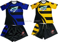 Sublimation Printing Rugby Shirt Wholesale Rugby Jerseys