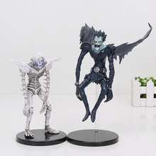 Death Note Deathnote Ryuk Ryuuku Rem 18cm-15cm Statue Figure Toy Loose New X'mas