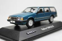 Atlas 1:43 VOLVO 760 GLE  Alloy car model vintage cars