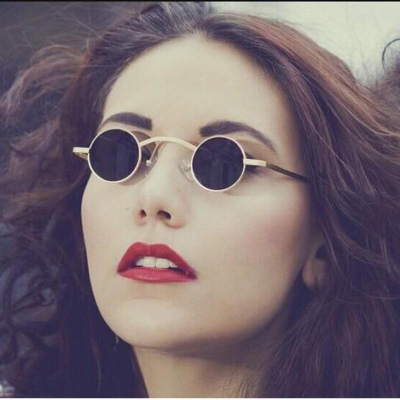 Fashion steam punk fashion personalized sunglasses vintage sunglasses full metal glasses<br><br>Aliexpress