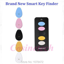 New Arrival long distance Smart Key Finder 5CH Wireless Electronic lost Reminder With 5 Keychain Receiver For Lost Key Locator(China)