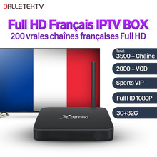 Buy X98PRO Full HD French IPTV Box Android 6.0 S912 3G 32G French Arabic IPTV Box SUBTV Subscription IPTV Arab France Sport Channel for $106.57 in AliExpress store