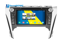 For Toyota Camry 2012 2013 2014 2015 Android 4.4.4 S160 Automotivo In Dash Car PC Auto Monitor Car Radio CD DVD GPS Autoradio