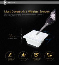 High quality Comfast 300M WIFI Wall Ap WiFi Socket, USB Socket Wall Embedded Wireless AP Router Repeater Phone Wall Charger 4pcs