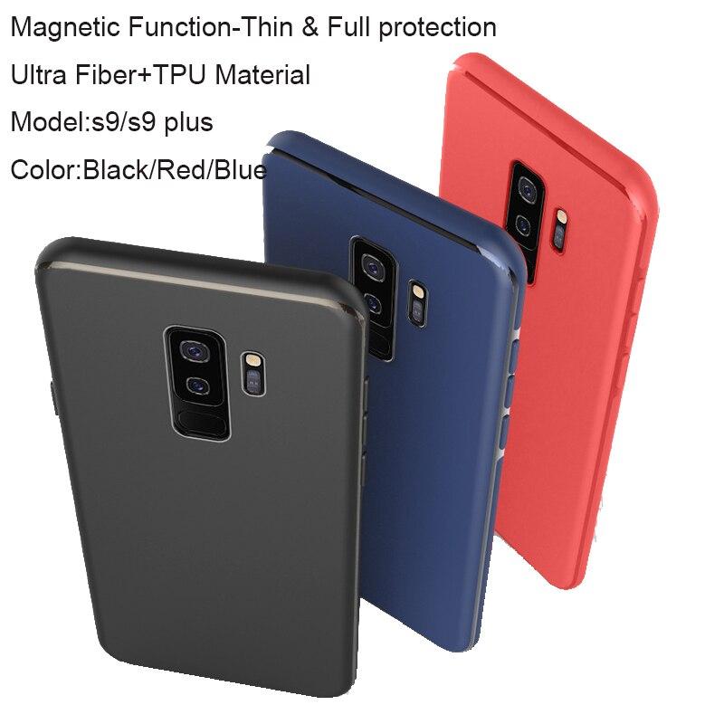 magnetic car holder case for Samsung s9 s9 plus (14)