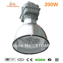 2017 Free shipping led induction high bay light 200w 16000lm car lamp warehouse lamp High bay light Outdoor wall lamps AC220V(China)