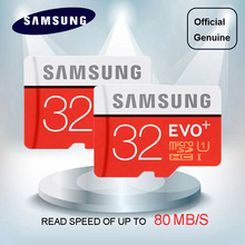 Buy SAMSUNG Micro SD card 64GB U3 microSDXC TF Card microSD Class 10 Memory Card 32GB EVO Plus 256GB 128GB 16GB cartao de memoria for $10.55 in AliExpress store