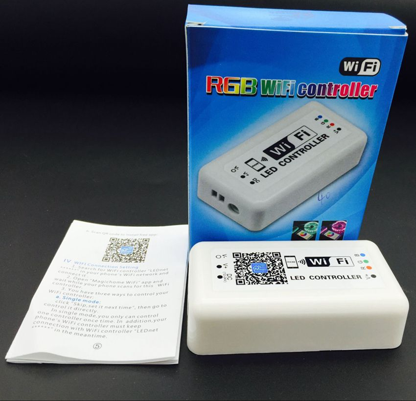 iphone controlled lighting. dc12v24v mini led wifi rgb controller for iphoneipadiosandroid iphone controlled lighting s