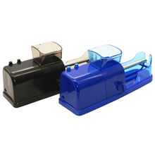 New Arrival DIY Making Rolling Machine Cigarette Electric Cigarette Maker Roller US Plug 3 Colors High Quality(China)