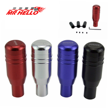 MR MOMO Racing Universal Spring Aluminum Gear Shift Knob Shifter Lever(China)