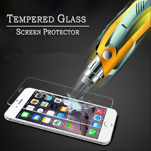 0.3mm premium Tempered Glass for Apple iPhone 4 4s 5 5s SE 5c 6 6s 7 X Plus 8 screen protector glass Explosion Proof Film