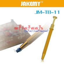 by dhl 200set Jakemy Metal Grabber,JM-T8-11 Four Claw Paws Parts IC Chip Grabber Maintenance Tool Pick Up Tools Gripping Device