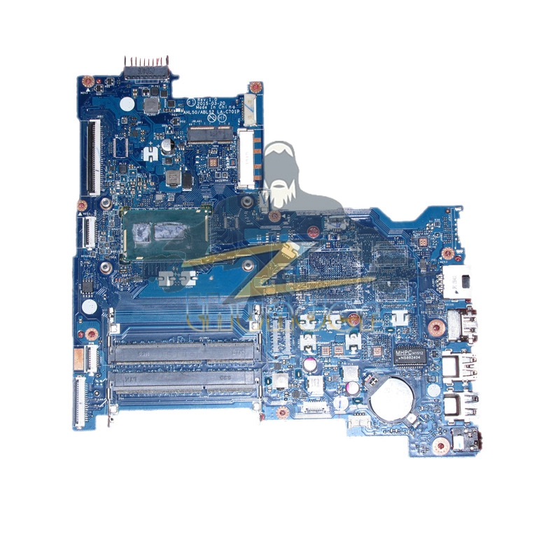 815244-501 LA-C701P for hp pavilion 15-ac 15-ac151dx laptop motherboard UMA i5-5200U DDR3L
