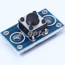 10Pcs 6*6mm Tact Switch Module Button Key Module Keyboard 6x6mm