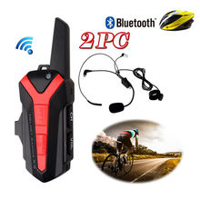 Bluetooth Sports phone headsets Intercom Casque de Bicyclette Ski helmet(China)
