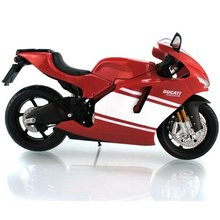 1:12 Diecast Motorcycle Model Toys Desmosedici RR Metal Motorbike Model Toy For Collection