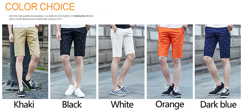 Summer Cotton Shorts Men Fashion Brand Boardshorts Breathable Male Casual Shorts Comfortable Plus Size Mens Short Bermuda Beach 3