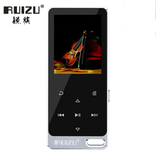 Ruizu X05S ruizu (X19) HiFi Player Sport Mini Lossless Sound MP3 Music Walkman Speaker FM Radio Recorder 8GB Metal Touch Screen - WE REWARDS Store store